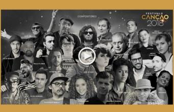 Festival da Canção 2018: ouça as 13 canções portuguesas