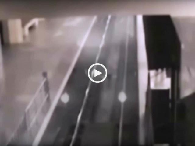 O mistério do comboio fantasma na China