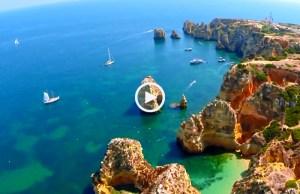 3 Fabulosas Praias do Algarve
