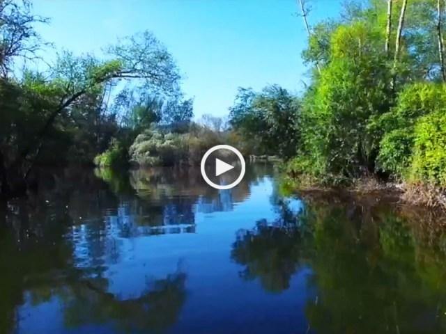 Encontrado tesouro ambiental: Lagoas de Caíde