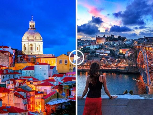 Lisboa ou Porto, qual a melhor e mais bonita?