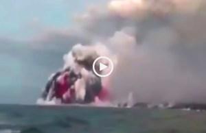 Explosão de lava do Kilauea deixa 23 feridos