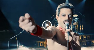 O impressionante trailer do filme de Freddie Mercury