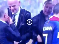 O roubo da final no Mundial: Esta mulher está no centro da polémica