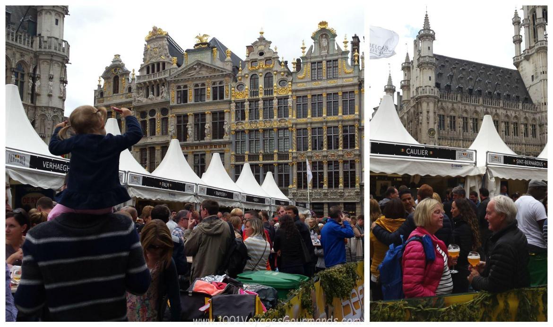 Víkend belgického piva v Bruselu