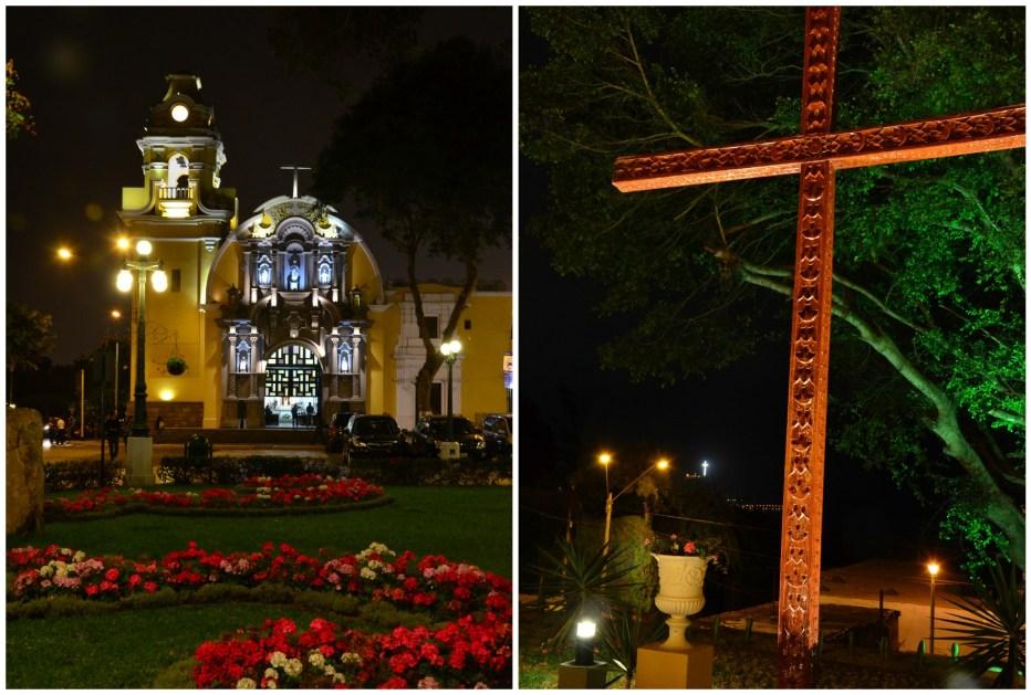 Lima - bohémská čtvrť Barranco