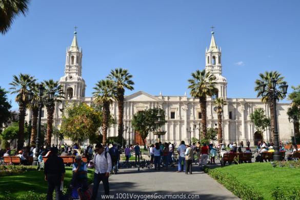 Koloniální město ležící na úpatí sopky Misti a je vstupní bránou do údolí Colca. 10 aktivit, které podniknout v Arequipě.