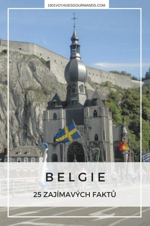 Tady je 25 zajímavostí o Belgii, z nichž o některých možná víte, ale jiné vás překvapí. A ne, není to jen o čokoládě či pivu.