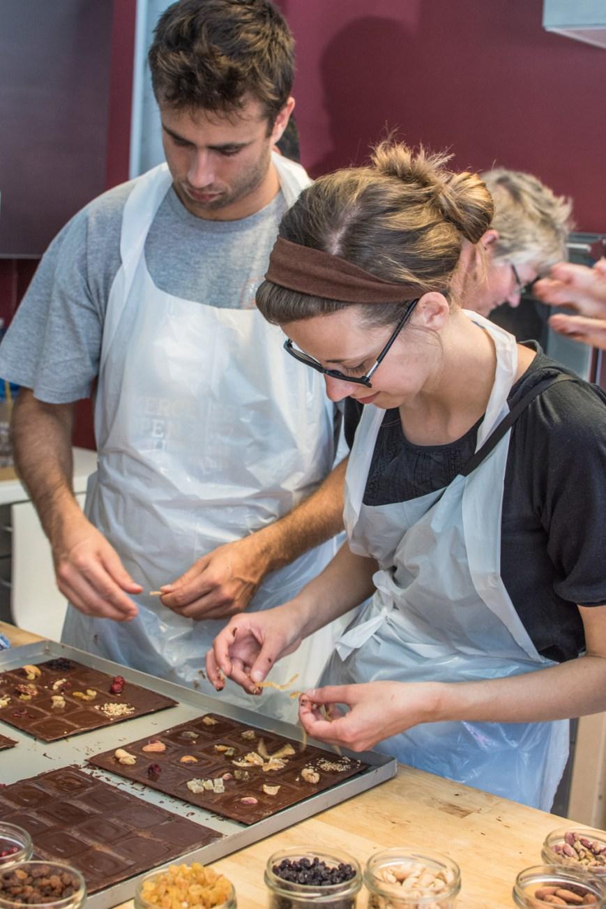 Minulý víkend jsemtuv Bruselu měla napár dní sestrua jelikož jiděsně zajímalo vše kolem čokolády, takmě napadloji vzít načokoládový workshop u Laurent Gerbaud. Jaké to bylo a co od takového workshopu očekávat?
