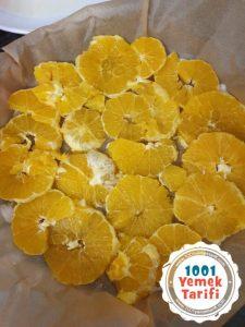 Nefis Portakallı Kek Tarifi (nasıl yapılır-kaç kalori) portakallı kek yapımı