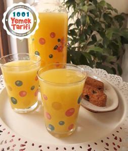 Ev Yapımı Nefis Limonata Tarifi-nasıl yapılır-limonata yapımı