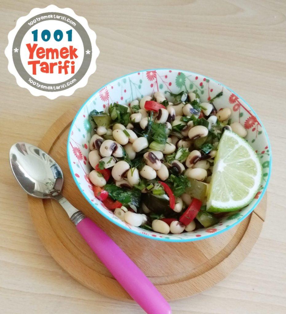 Kuru Börülce Salatası-nasıl yapılır-kaç kalori