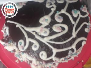 Yaş Pasta yapımı