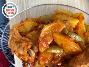 Soslu Kremalı Tavuk Tarifi nasıl yapılır