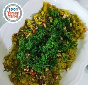 Kabak Salatası tarifi Nasıl Yapılır