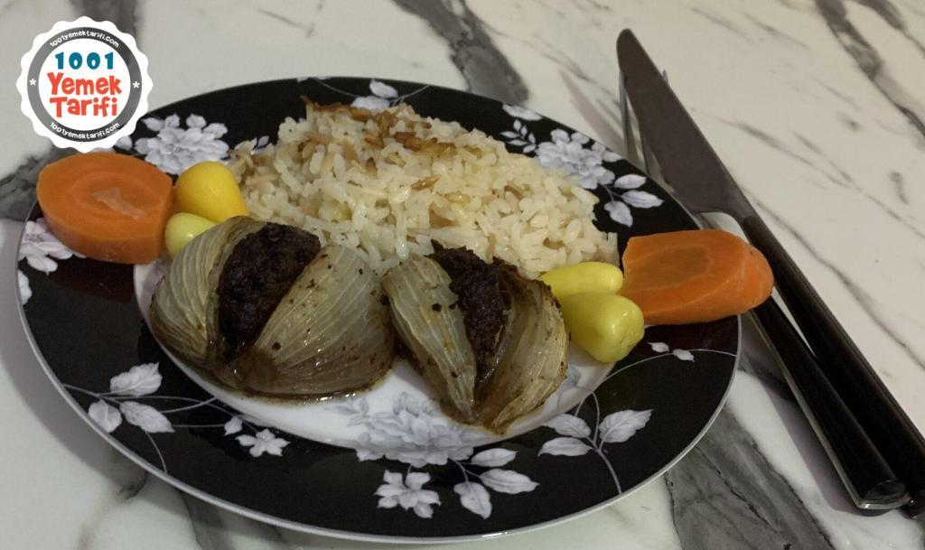Gaziantep'in Meşhur Soğan Kebabı Tarifi