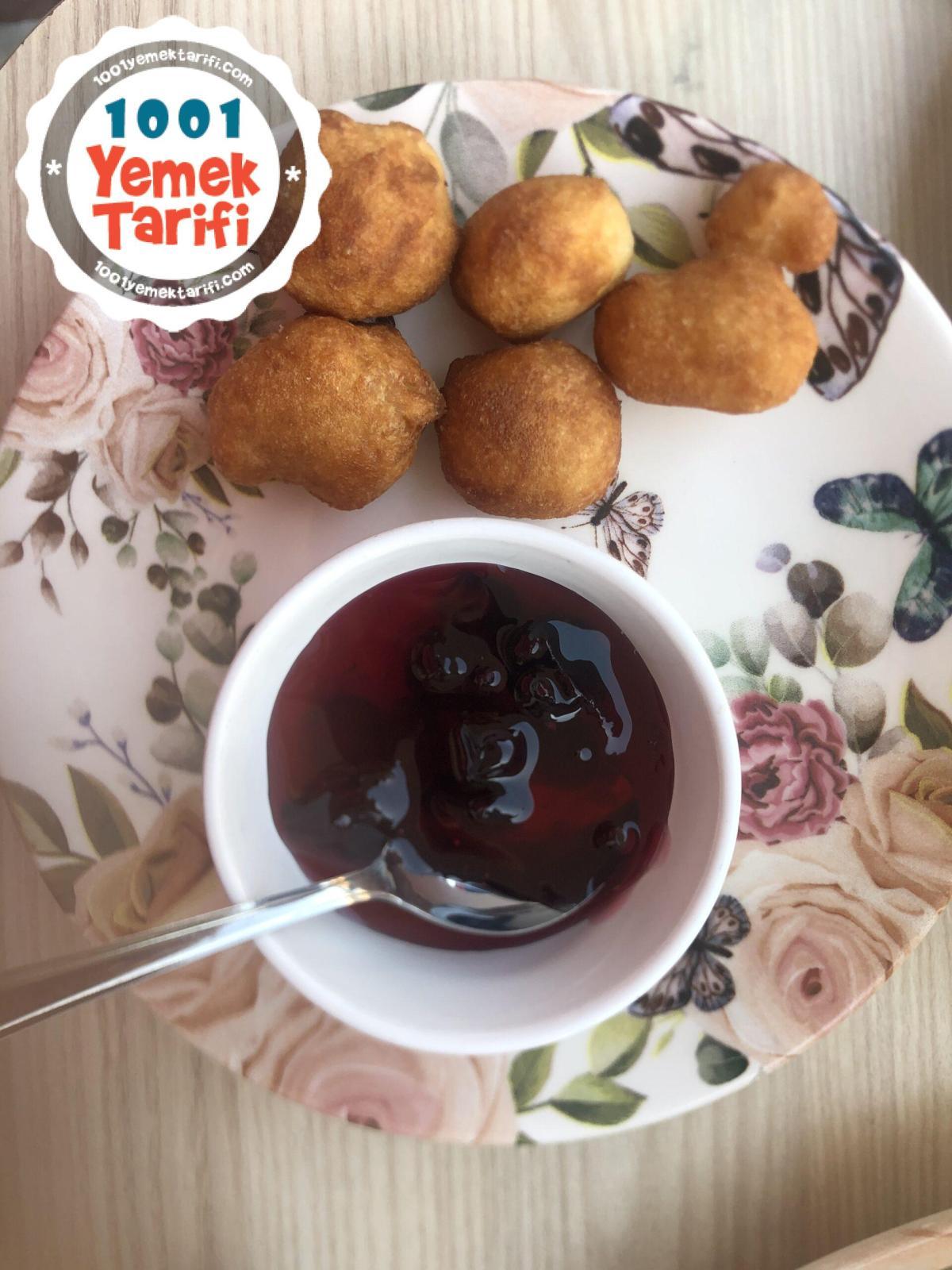Şerbetsiz Lokma Tarifi-nasıl yapılır-kaç kalori