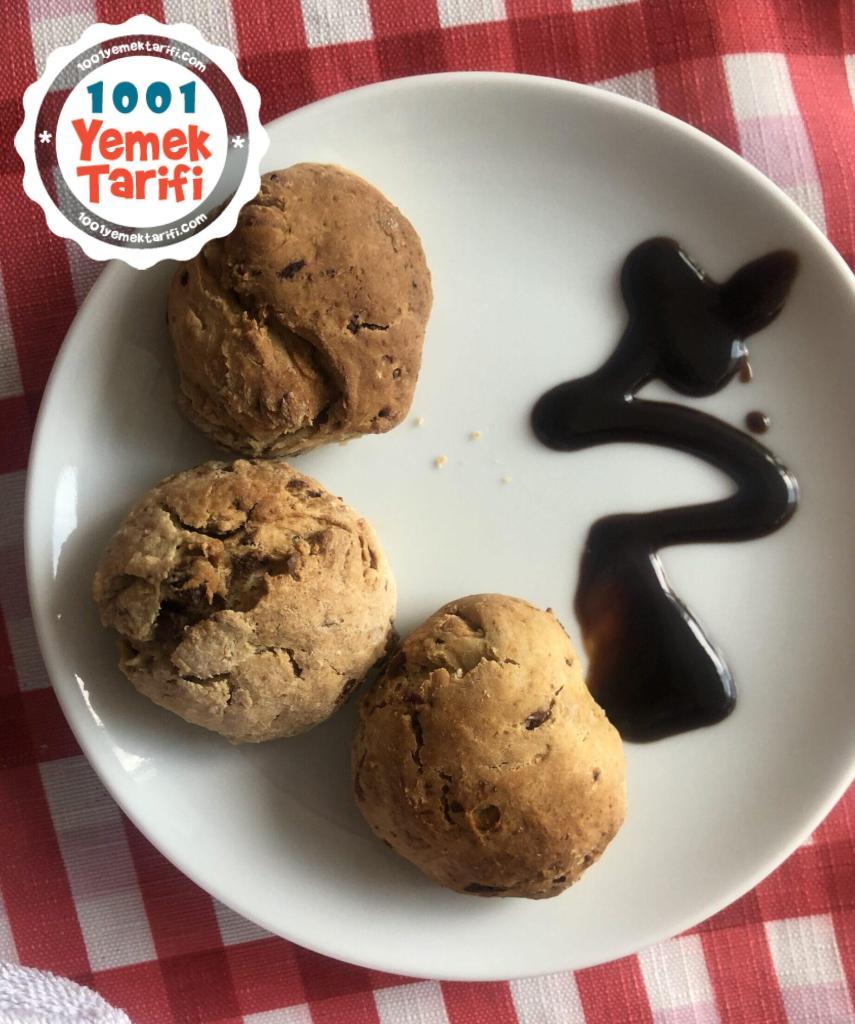 Kirazlı kurabiye tarifi-nasıl yapılır