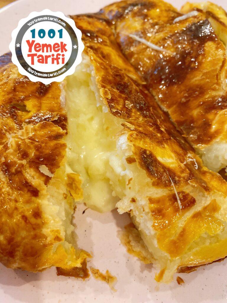 Milföyden Patatesli Dev Çörek Tarifi-nasıl yapılır