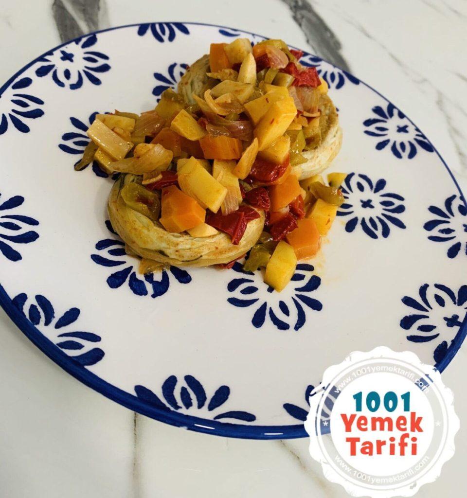 zeytinyağlı enginar tarifi-enginar yemeği yapımı nasıl yapılır kaç kalori