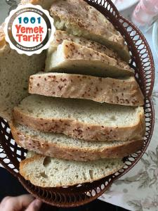 ekmek tarifi nasıl yapılır