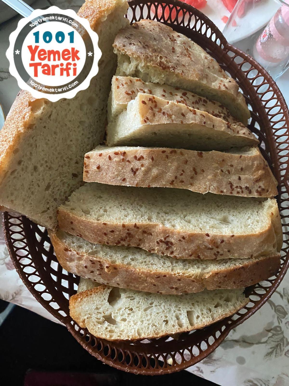 Ev Ekmeği Tarifi (kömeç)