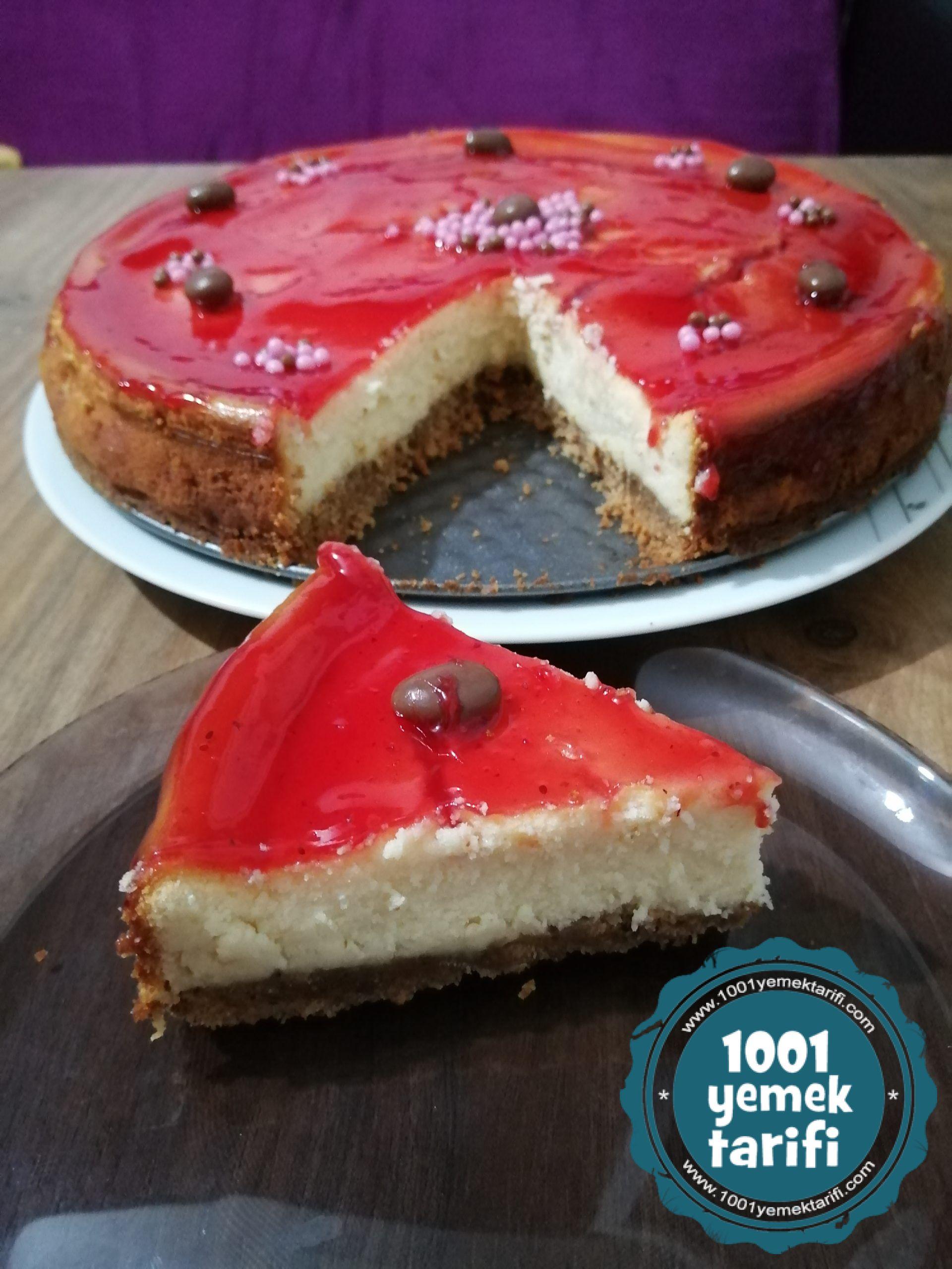 kolay-cheesecake-tarifi-nasil yapilir-kac kalori