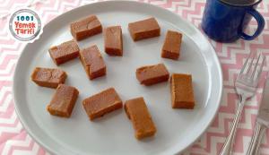 Pekmezli Un Helvası Tarifi-nasıl yapılır-kaç kalori