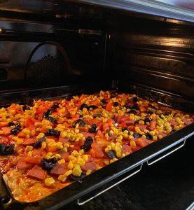 ev yapımı kolay pizza tarifi