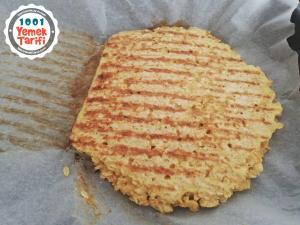 Tavada Yulaf Ekmeği-fit ekmek-kaç kalori
