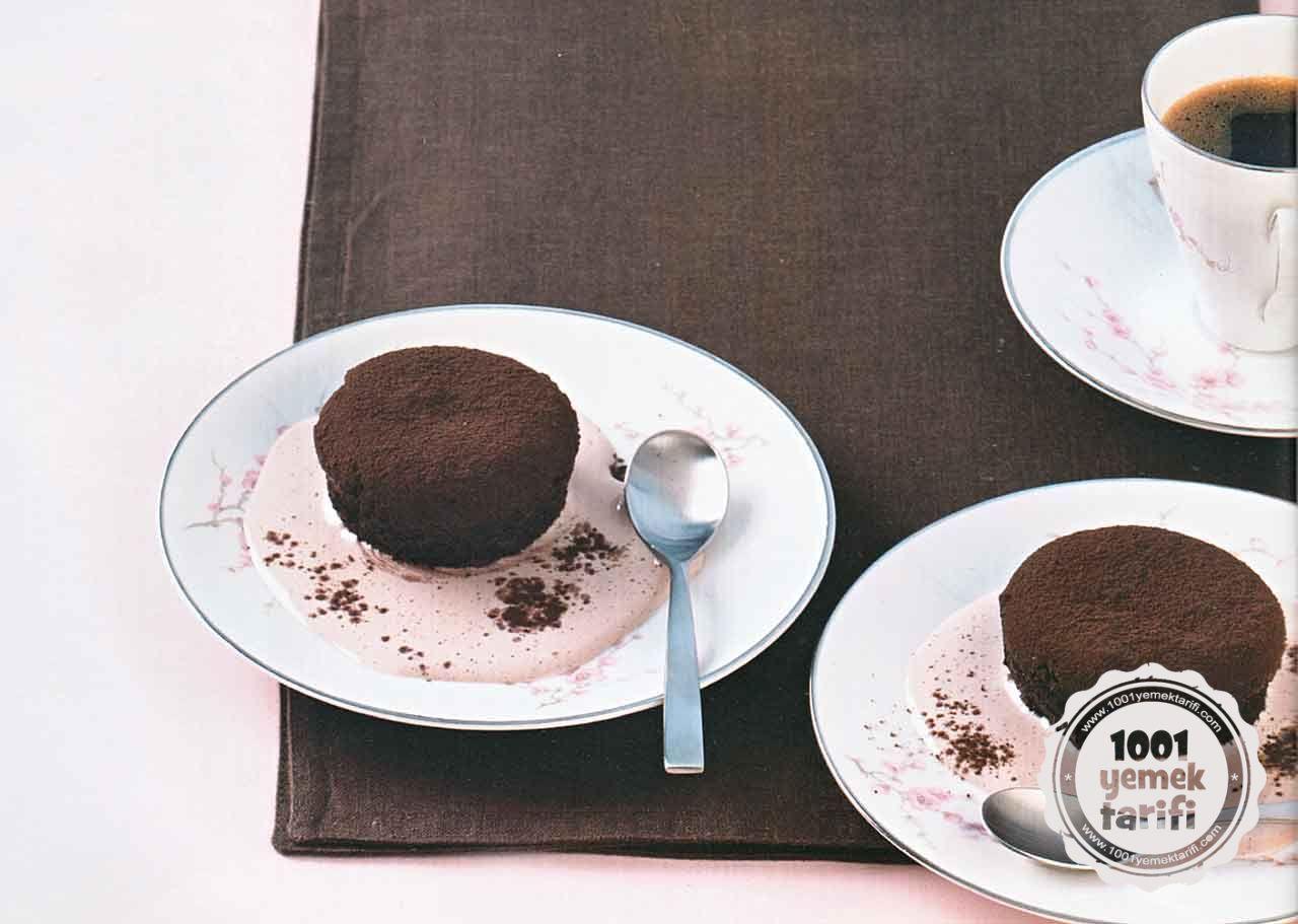 Kahveli Muffin Tarifi- nasıl yapılır-yapımı-kaç kalori