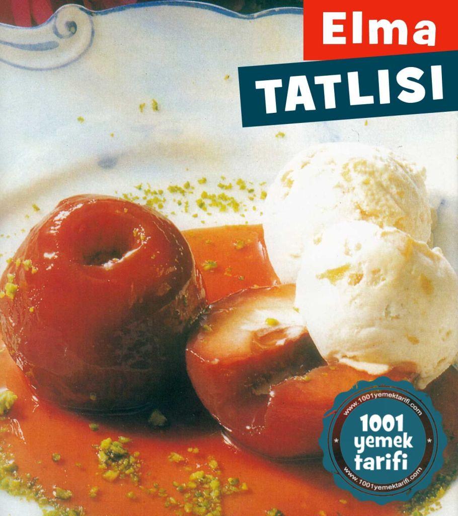 sarapli-elma-tatlisi-tarifi-yapimi-nasil-yapilir-kac kalori