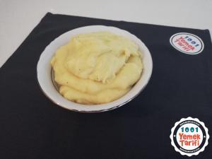 kolay patates püresi yapımı