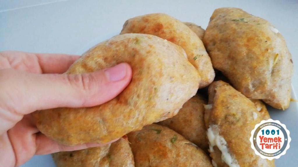tam bugday unlu peynirli pogaca tarifi-nasil yapilir-kac kalori-eksi mayali-peynirli