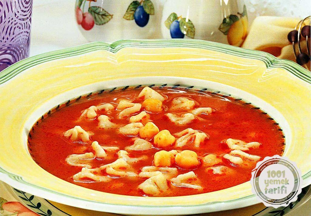 yüzük çorbası tarifi-yüzük çorbası nasıl yapılır-yapılışı-nasıl pişirilir