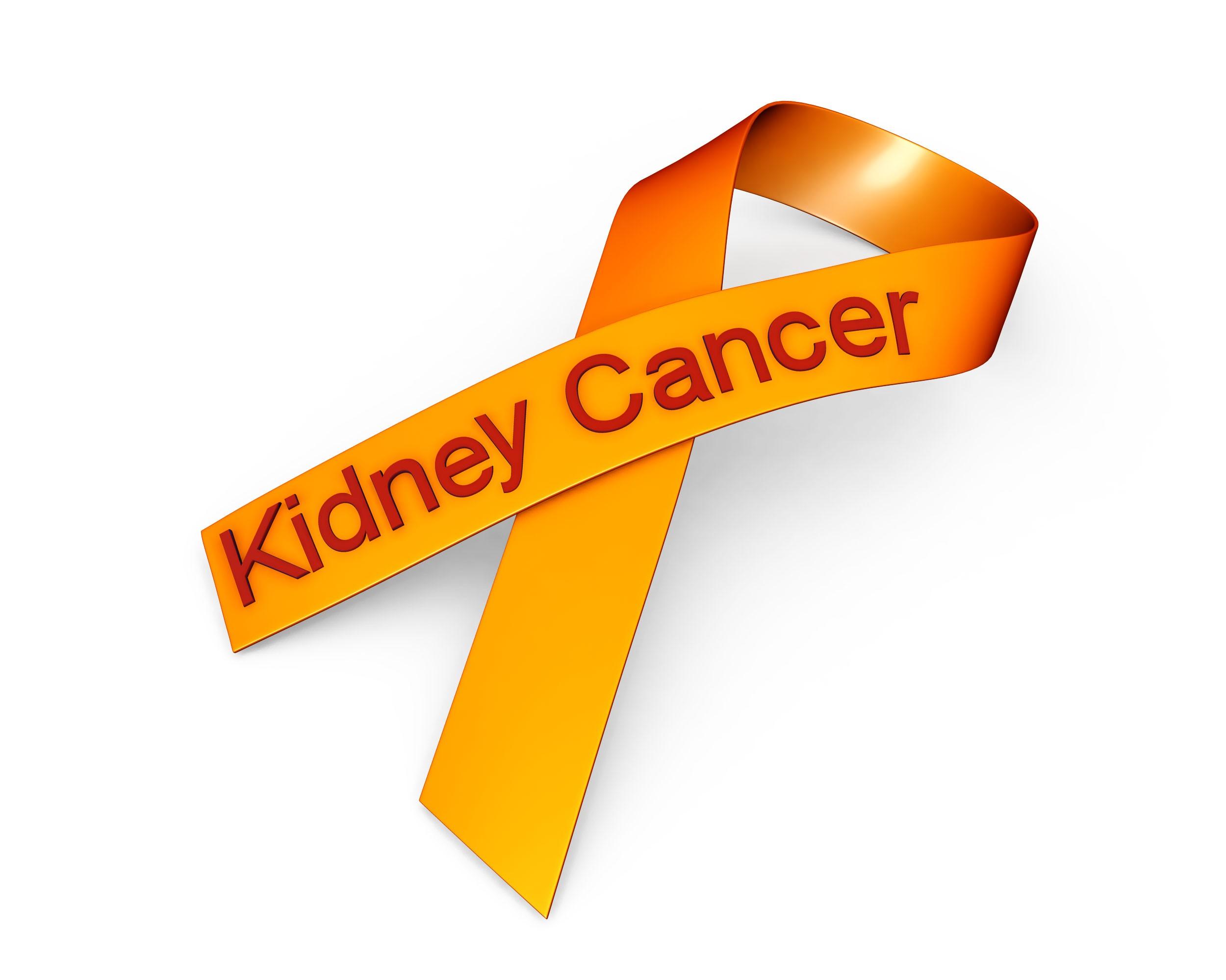 Kidney Awareness Disease Ribbon