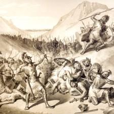 Segundo a tradição, Hayk derrotou Bel no dia 11 agosto de 2492 aC.