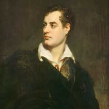 Lord Byron era um estudante da língua armênia