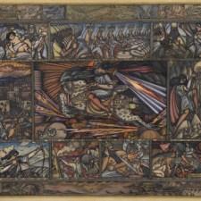 O épico armênio Os Aventureiros de Sassoun foi posto pela primeira vez no papel em 1873