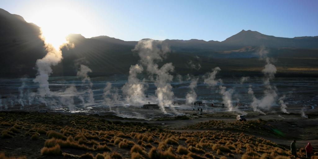 Vulcão El Tatio