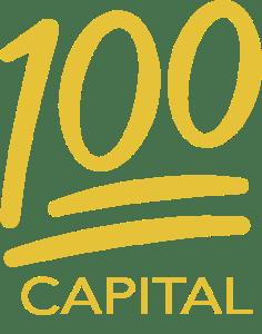 100 capital logo