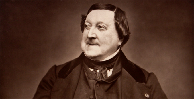 Gioachino Antonio Rossini / ジ...