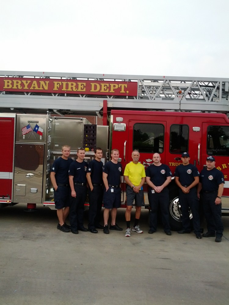 Day 40 - Bryan, TX to Lincoln, TX (2/3)