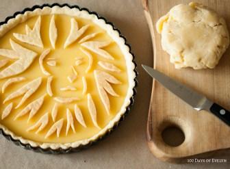 Lion Lemon Tart