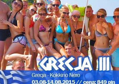 Sierpniowa impreza u Greka – część III