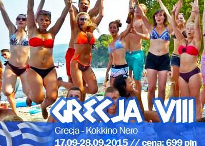 Pożegnanie z Grecją – ostatni wyjazd do Grecji w 2015