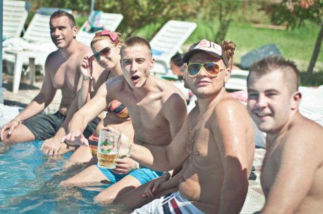 obozy studenckie - wakacje w Bułgarii