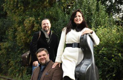 Luiz Pozzi, Winston Ramalho e Adriana Savytzky. Foto: Bebel Ritzmann
