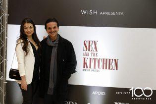tnJulia Gomes com o Autor Alê Guerra