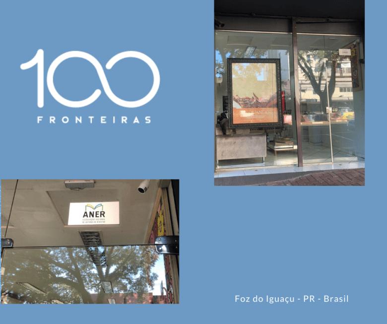 Redação do Grupo 100fronteiras, Jornalismo Local em Foz do Iguaçu, Paraná